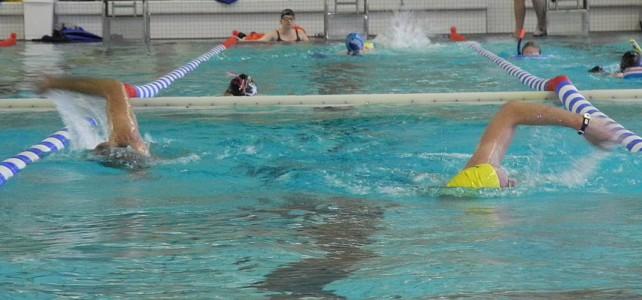 Schwimmen – Geänderte Trainingszeiten
